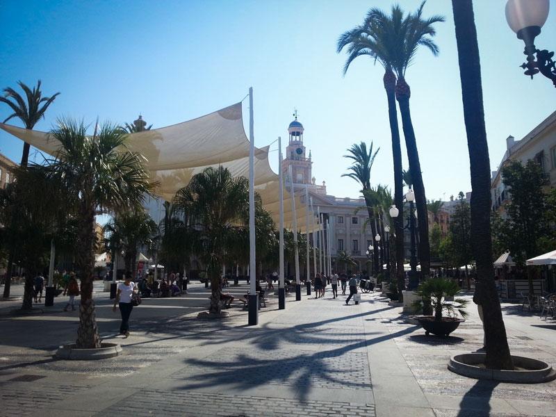 Copertina Plaza San Juan de Dios