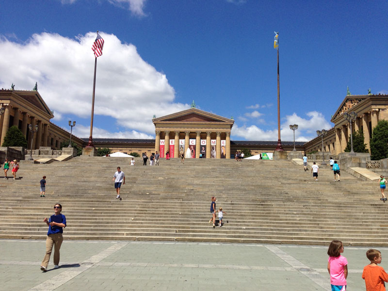 Philadelphia - Museum of Art 1