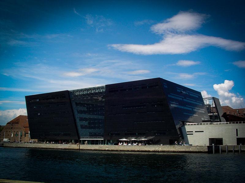 Cosa vedere a Copenaghen – The Black Diamond
