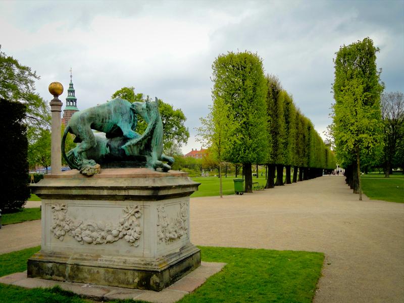 Cosa vedere a Copenaghen – Kongens Have