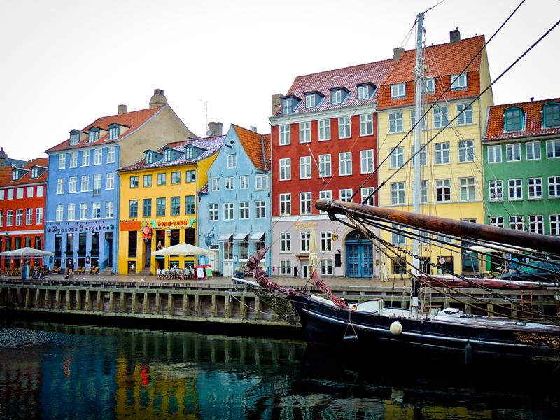 Copenaghen – Nyhavn