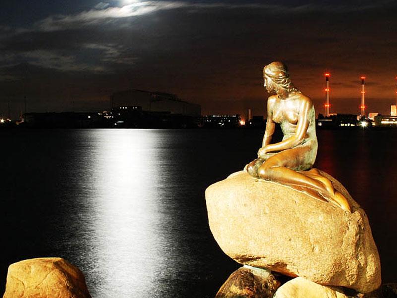 Cosa vedere a Copenaghen – La Sirenetta