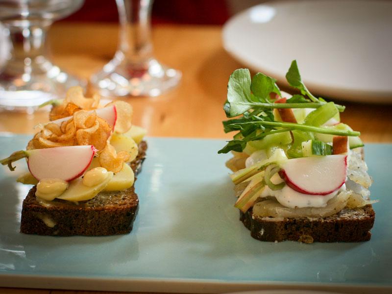 Cosa mangiare a Copenaghen – Smørrebrød