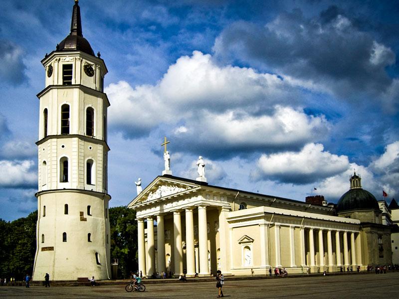 Vilnius – La Cattedrale