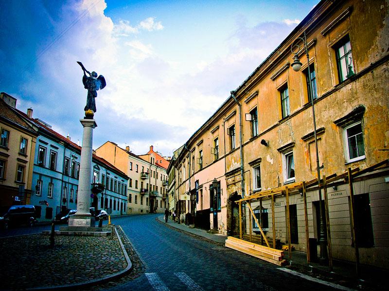 Vilnius – Užupis