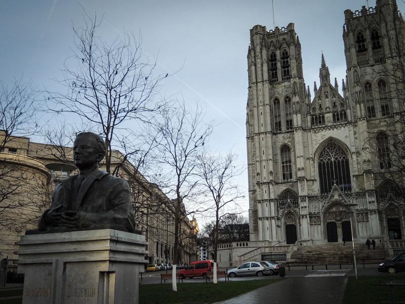 Bruxelles – Cattedrale di San Michele e Santa Gudula