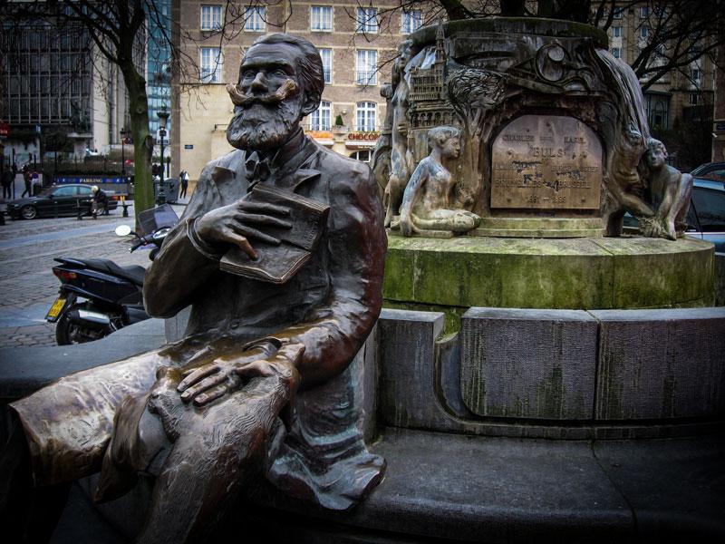 Karel Buls Fountain