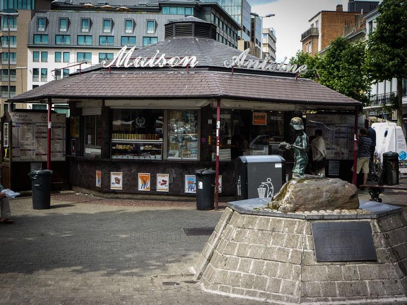 Bruxelles – La Maison Antoine