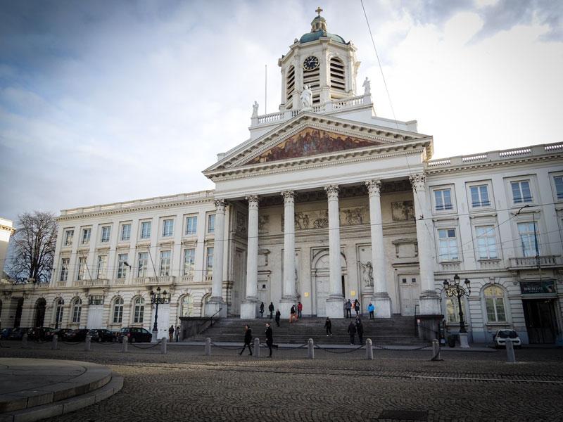 Bruxelles – Place Royale (Koningsplein)