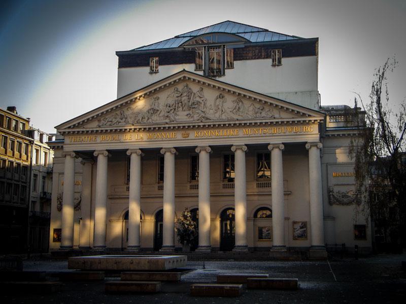 Bruxelles – Théâtre Royal de la Monnaie
