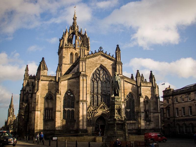 Edimburgo – Cattedrale di Sant'Egidio