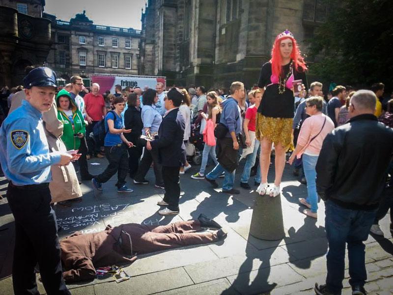 Edimburgo – Edinburgh Festival Fringe