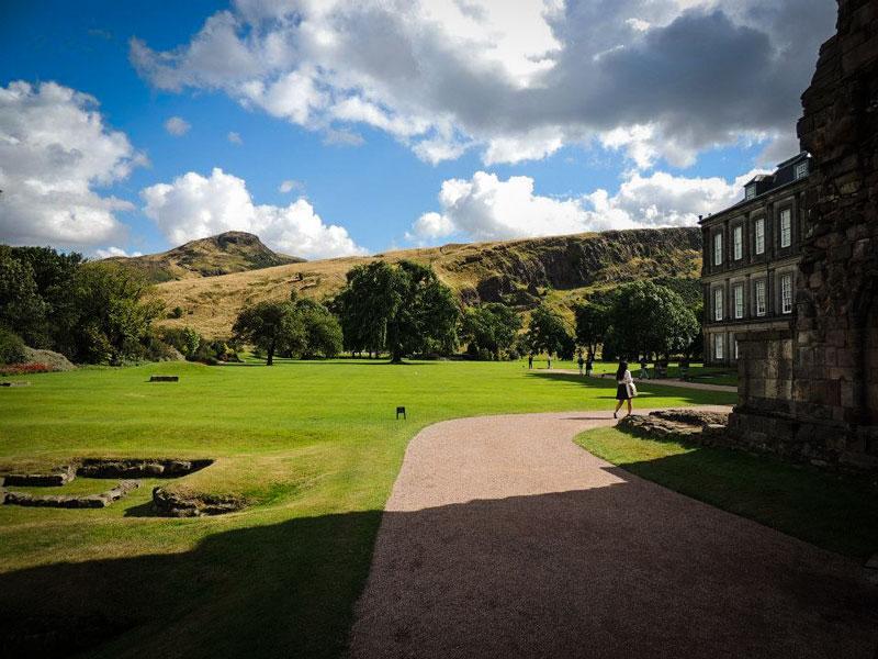 Edimburgo – L'Arthur's Seat