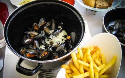 Bruxelles – Moules-frites