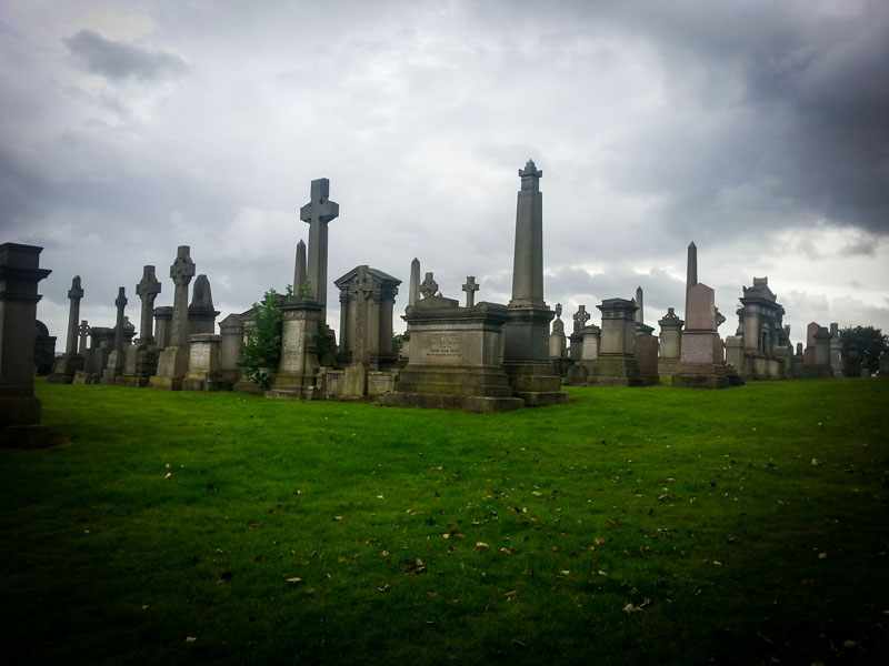 Cosa vedere a Glasgow – Necropolis