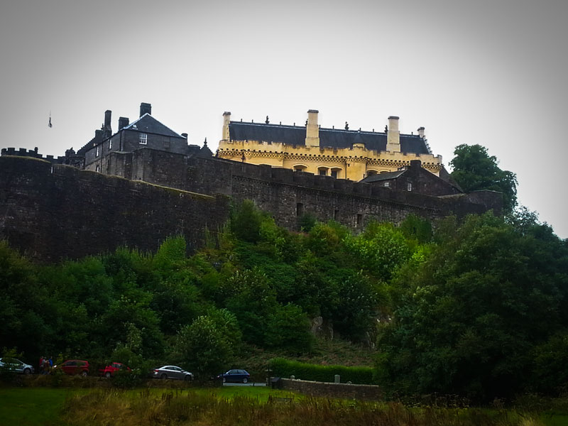 Cosa vedere a Stirling – Castello di Stirling