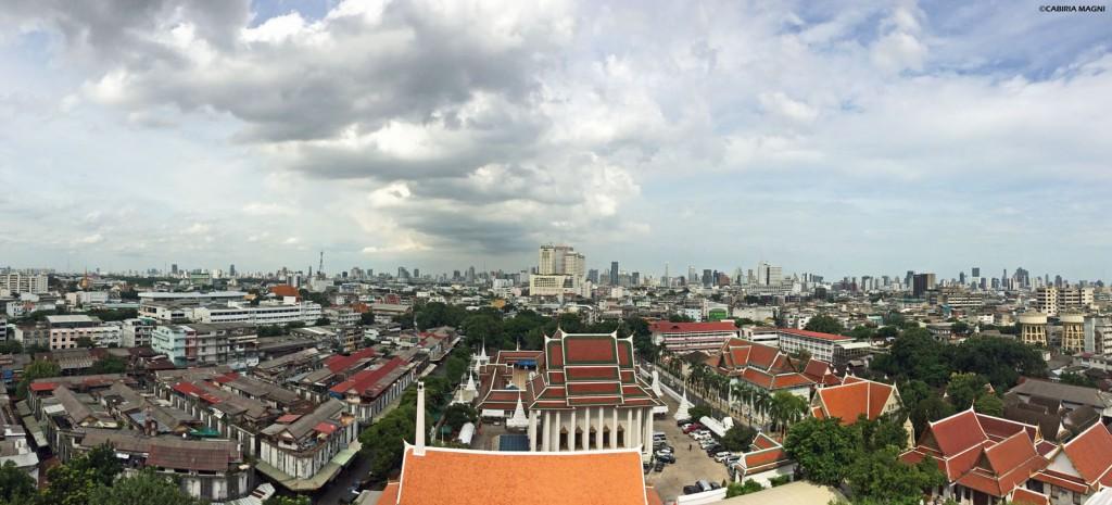 Trip or Treat - Bangkok - Golden Mount