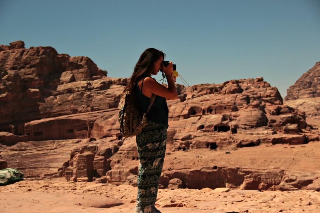 Pensieri in viaggio - Giordania - Petra