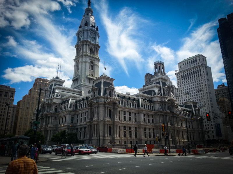 Cosa vedere a Philadelphia – City Hall