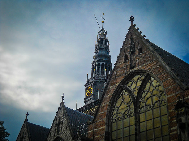 Cosa vedere ad Amsterdam – Oude Kerk