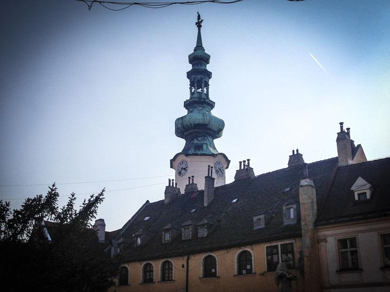 Cosa vedere a Bratislava – La Porta e la Torre di San Michele