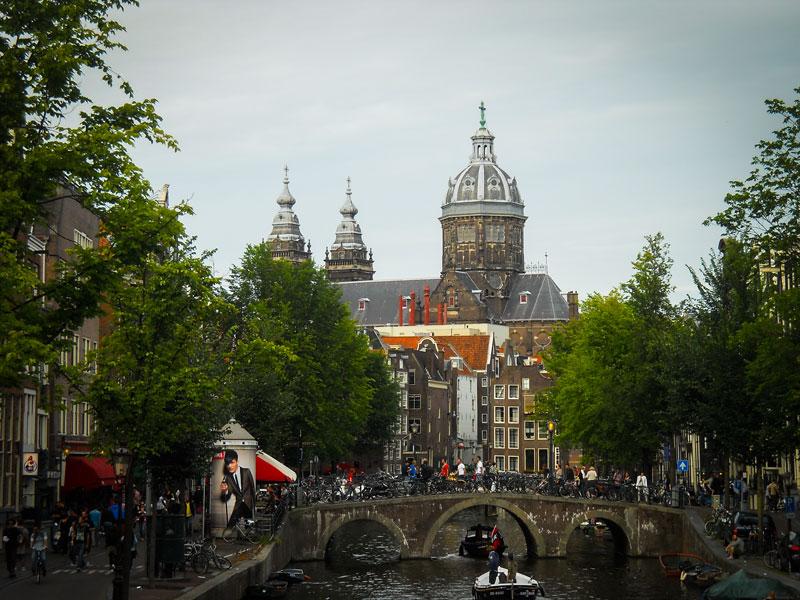 Cosa vedere ad Amsterdam – Red Light District
