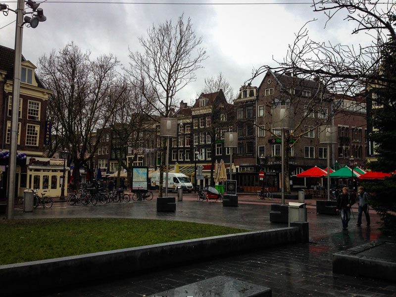 Cosa vedere ad Amsterdam – Rembrandt Plein