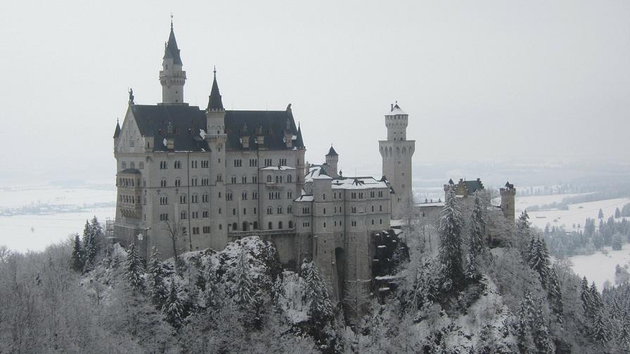 Letizia di Mangia Viaggia Ama  - Neuschwanstein
