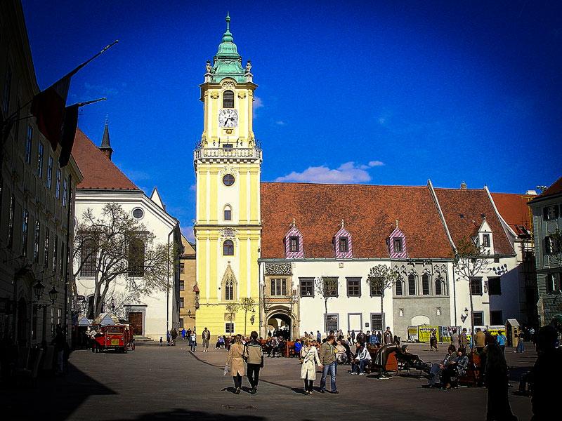Bratislava - Old Town Hall By IngMgrJozef Kotuli