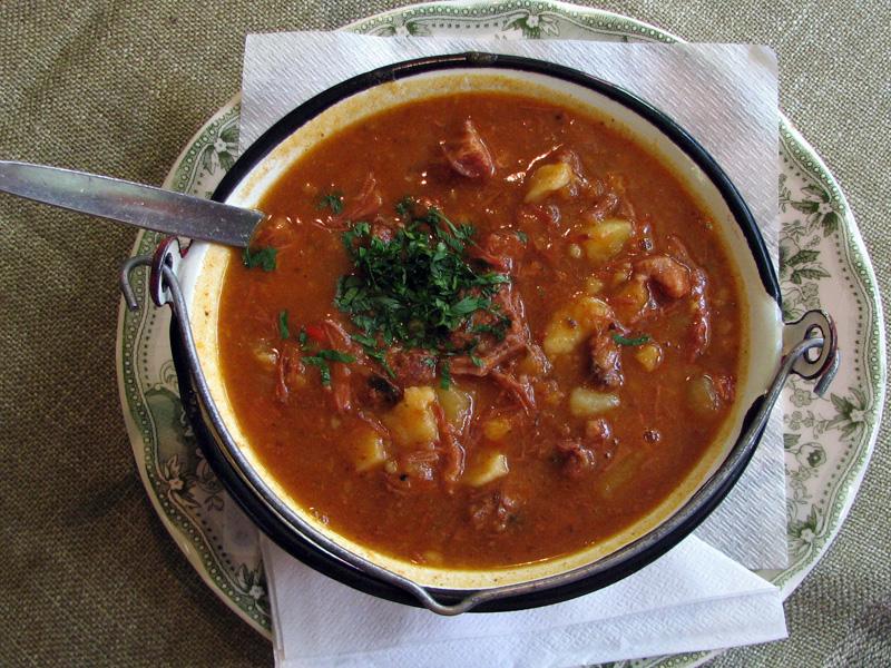 Cosa mangiare a Budapest – Gulasch