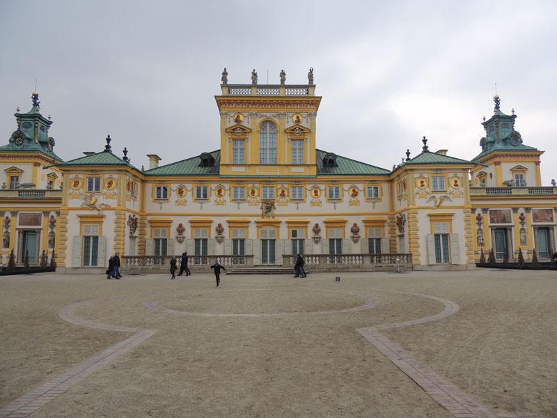 Cosa vedere a Varsavia – Palazzo di Wilanow
