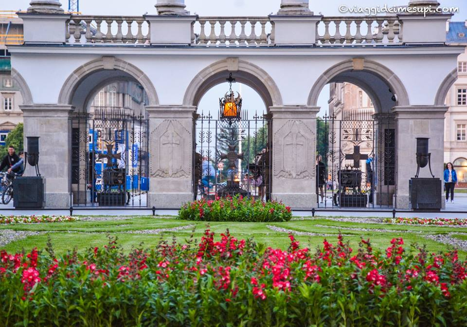 I Viaggi dei Mesupi - Un Weekend a Varsavia