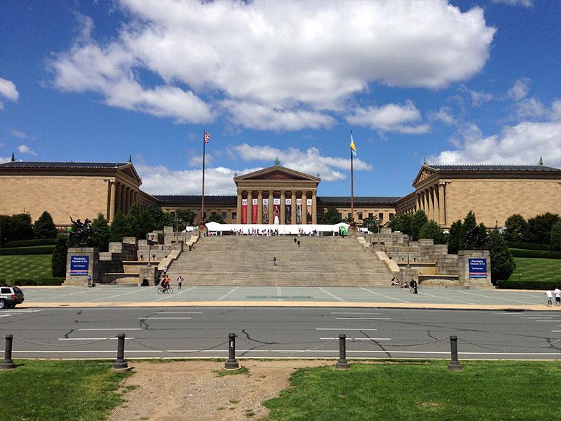 Cosa vedere a Philadelphia – Philadelphia Museum of Art