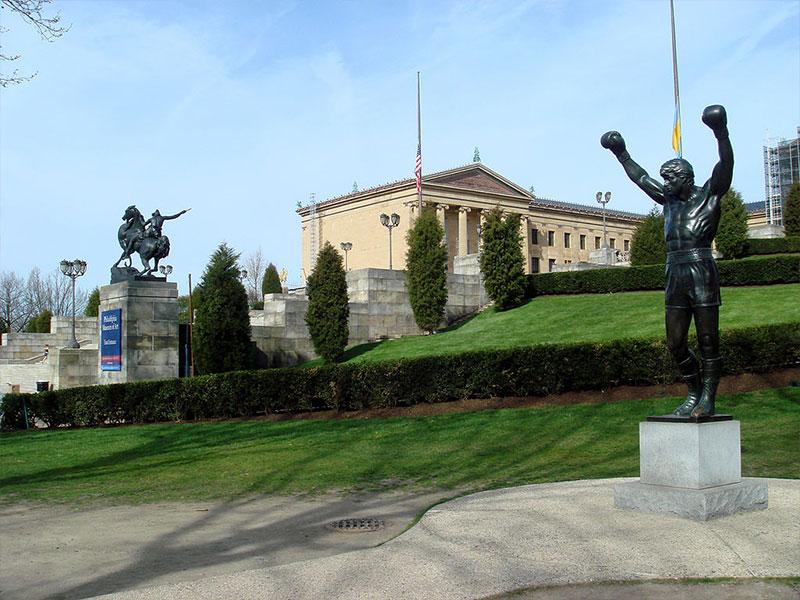 Statua di Rocky: Philadelphia da vedere
