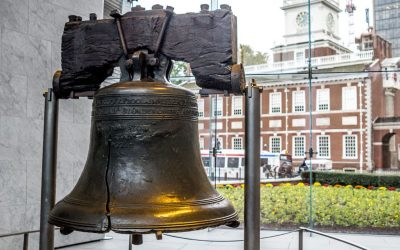 Liberty Bell: la famosa campana a Philadelphia