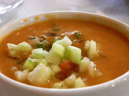 Cosa mangiare a Siviglia – Gazpacho Andaluso