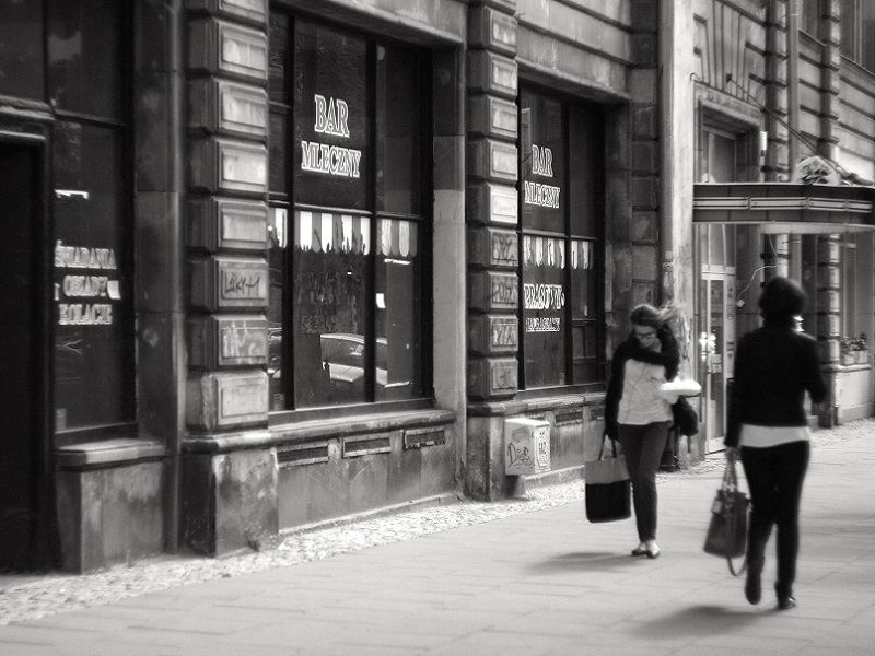 Cosa vedere a Varsavia – Bar Mleczny