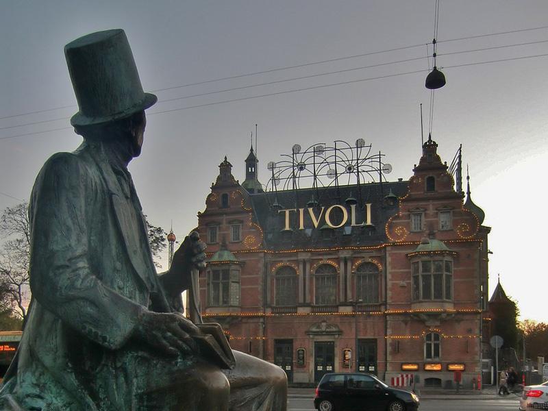Cosa vedere a Copenaghen – I Giardini di Tivoli