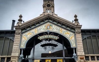 Cosa vedere a Montevideo – El Mercado Agricola de Montevideo