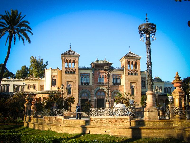 Cosa vedere a Siviglia – Plaza de America