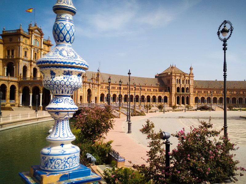 Cosa vedere a Siviglia – Plaza de Espana