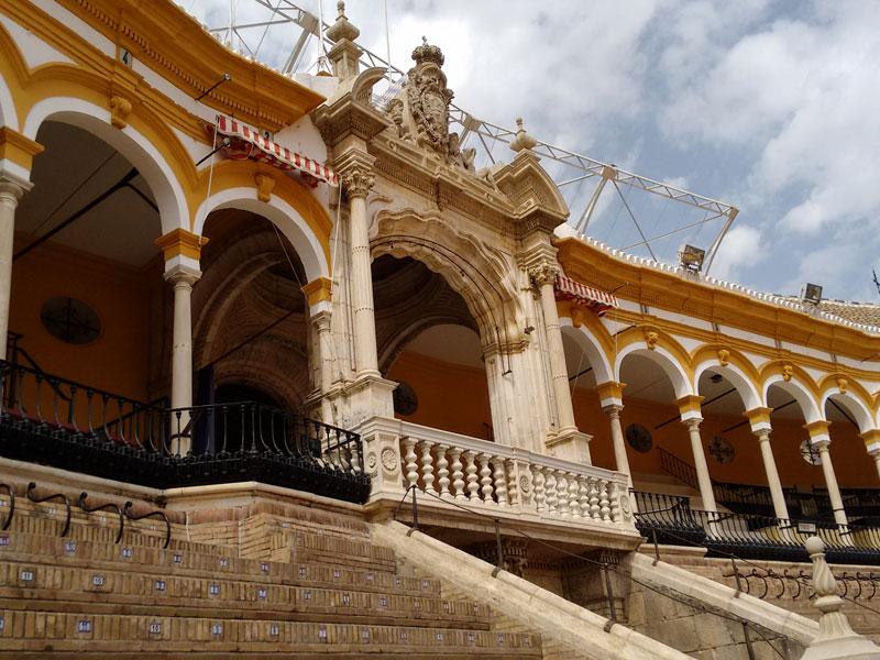 Cosa vedere a Siviglia – Plaza de Toros de la Real Maestranza