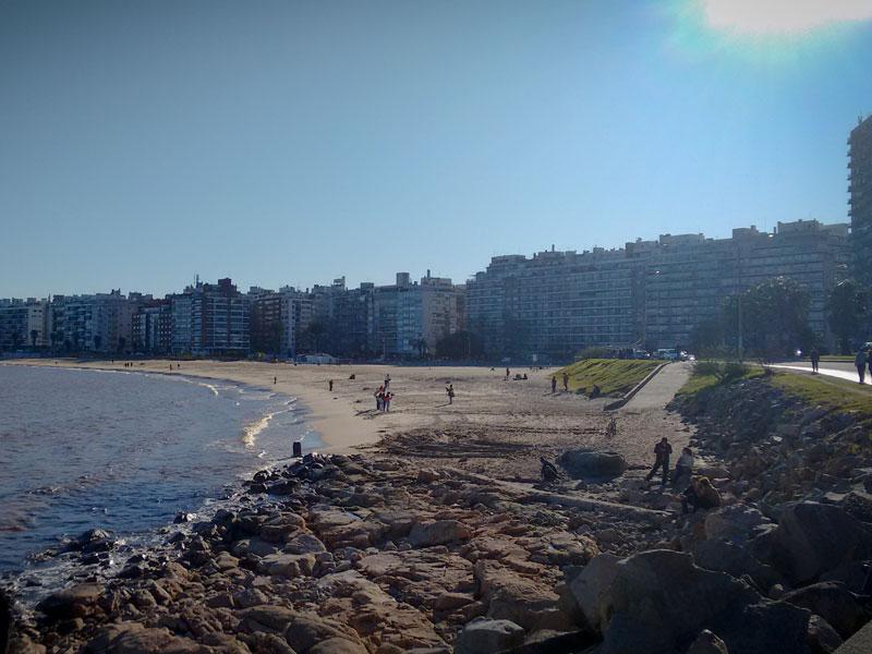 Cosa vedere a Montevideo – La Rambla