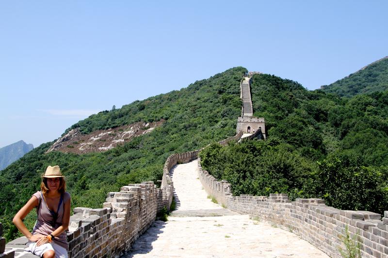 Elena di Wainomi TravelBlog - Cina