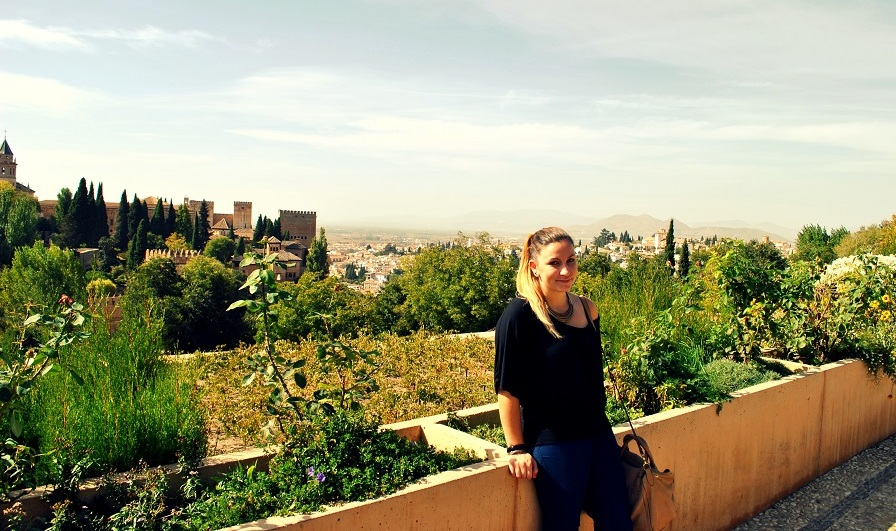 Diletta @ Alhambra, Granada