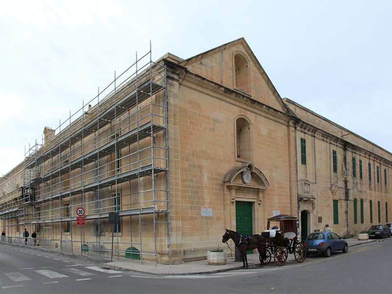Cosa vedere a La Valletta – Sacra Infermeria