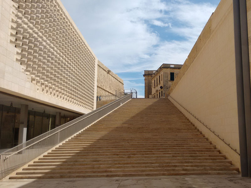 Cosa vedere a La Valletta – Il Parlamento di Malta