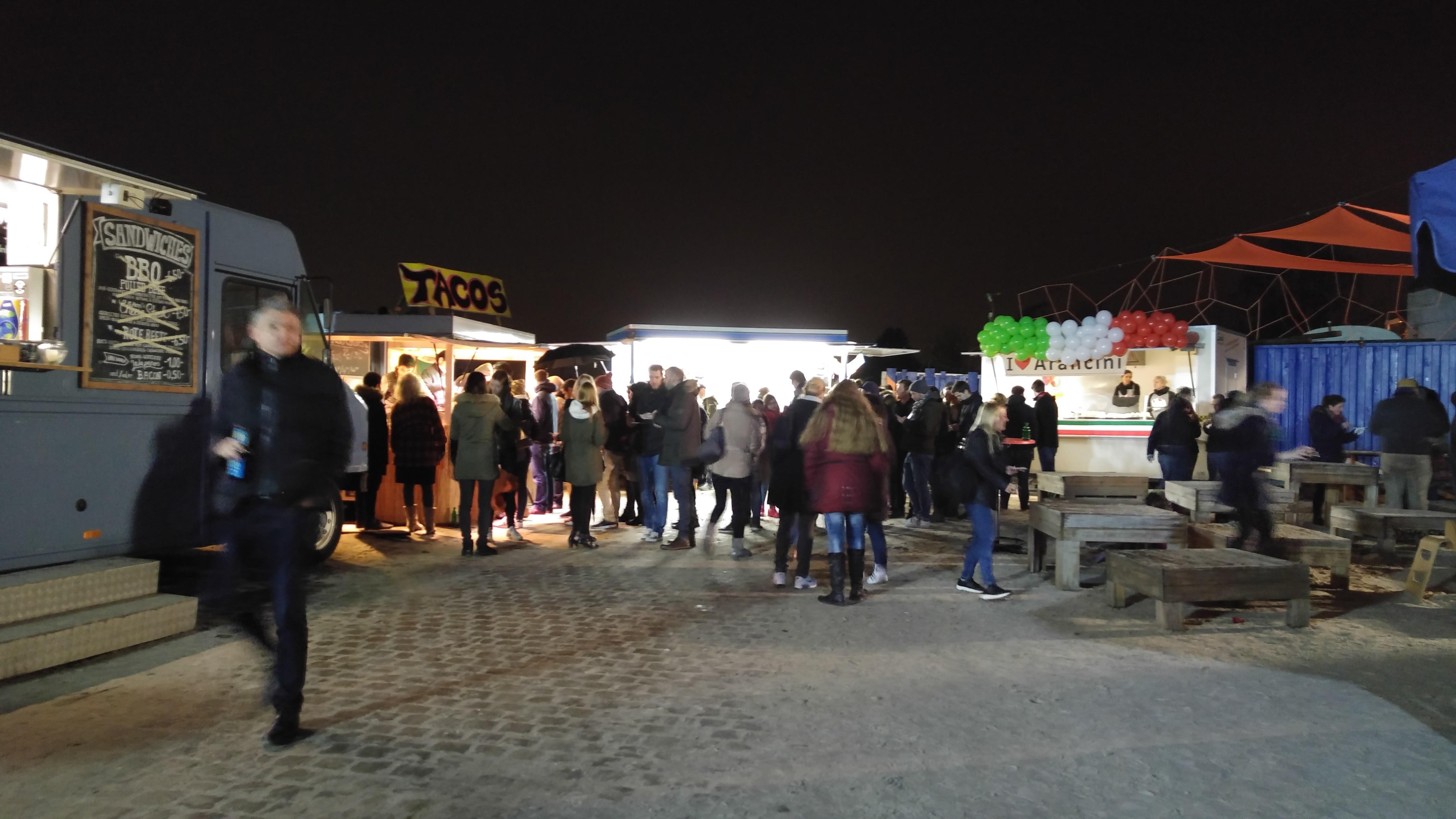 Street Food Festival di Colonia