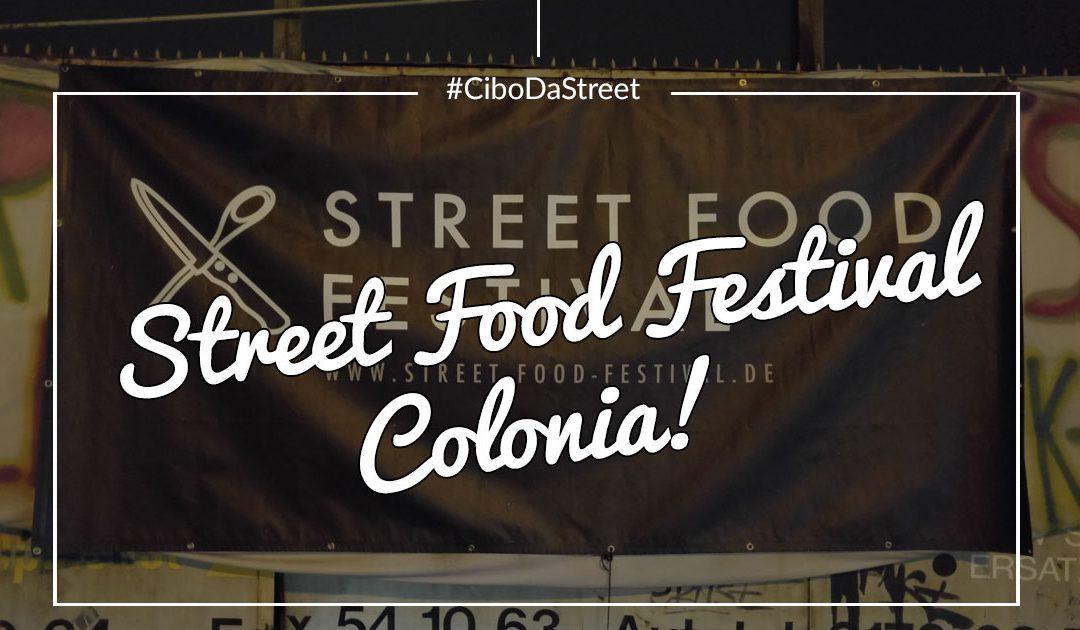Lo Street Food Festival di Colonia