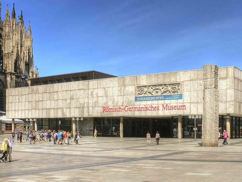 Cosa vedere a Colonia – Museo Romano-Germanico di Colonia